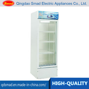 238L Single Glass of Door Upright Display Showcase pictures & photos