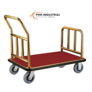 Hotel Luggage Hand Cart pictures & photos