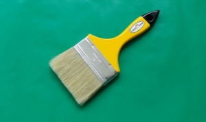 High Quanlity Paint Brush with Wooden Handle Ls 610 pictures & photos