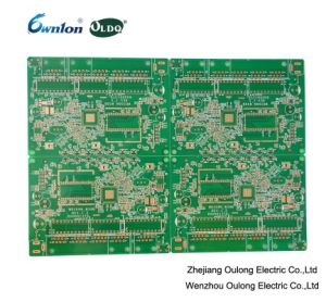 2 Layer OSP PCB with Green Solder Mask pictures & photos