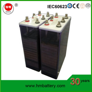 12V 24V 48V Tn1000 Nickel Iron Deep Cycle Solar Power Storage Battery Supply pictures & photos