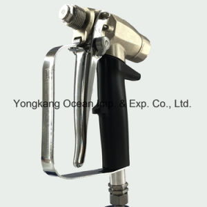 2017 Hyvst New Airless Gun 4350 Psi Professional Gun 4 Finger Spray Gun Osg-300-W pictures & photos