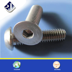 Factory Price Standard Steel Countersunk Head Screw pictures & photos