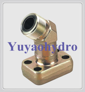Hydraulic Bite Type Elbow Flanges pictures & photos