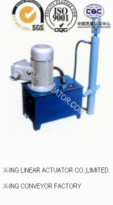 Electric Motor Hydraulic Cylinder pictures & photos