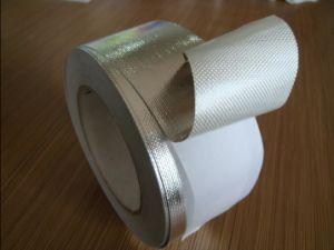 Heat Insulation Aluminum Foil Glass Fiber Tape pictures & photos
