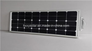 50W High Efficiency All in One Outdoor LED Solar Street Light with PIR Sensor pictures & photos