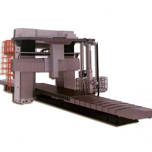 Mobile Nc Boring Milling Machine Diplodocus Door pictures & photos