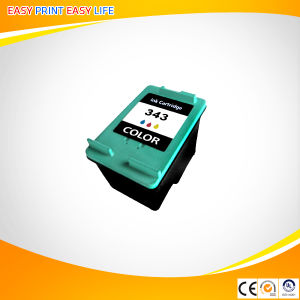 Compatible Ink Cartridge 343 for HP pictures & photos