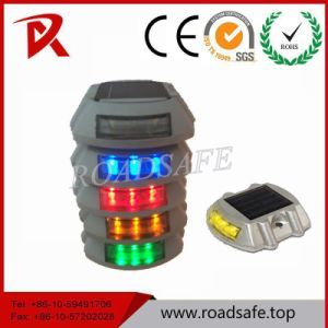 Road Marking Pavement Cat Eye Aluminum LED Solar Road Stud pictures & photos
