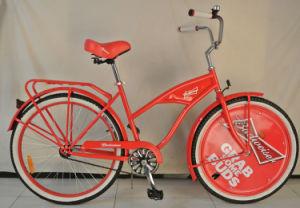 "26"" Advertisement Beach Bike Cruiser Bicycle (FP-BCB-C028) pictures & photos"