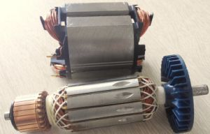 DC Motor for Bosch Cordless Saw pictures & photos