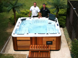 Outdoor Massage Hot Tub SPA (JCS-16) pictures & photos