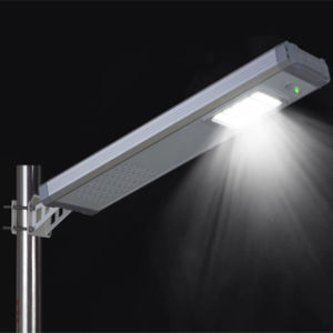 16W Cheap Good Quality Integrated Solar Road Walkway Street Light pictures & photos