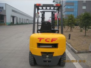 3.0ton Tcf Diesel Forklift Truck with CE pictures & photos