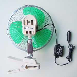 9 Inch 60 Strips Full-Seal Car Fan (WIN-109) pictures & photos