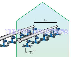 Plant Misting Cross Atomizing Nozzle Sprinkler (HT6342) pictures & photos