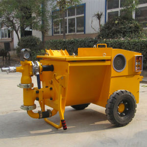 Rg50-40 Wet Mix Mortar Pump pictures & photos