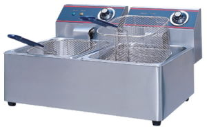 Table Top Electric Fryer (EF-4L) pictures & photos