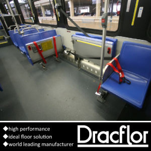 PVC Floor Covering Bus Flooring (F-1108) pictures & photos