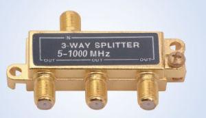 5-1000MHz CATV/Matv Splitter (H103G)