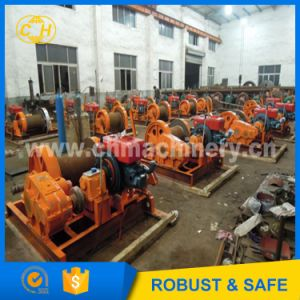 Diesel Mining Hoist for Small Mine pictures & photos