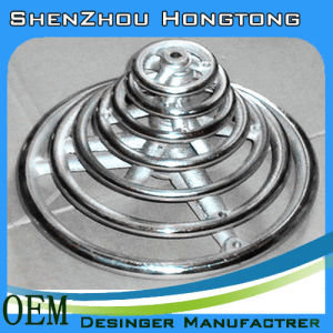 Cast Iron Chroming Handwheel for Metal Processing Machinery pictures & photos