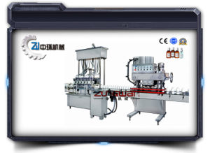 Pump Cap Capping Machine (Zhx200) pictures & photos