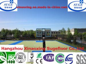 Waterproof PP 95% Rebound Interlocking Sports Flooring pictures & photos