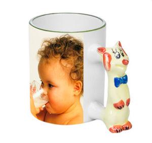 Animal Ceramic Mug-Fox