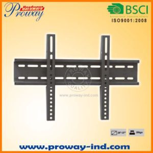 Universal Fixed Low Profile LCD Bracket Fits Most Screens From 26 to 37 Inch pictures & photos