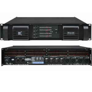 Powered Mixer High Power PA/Guitar Amplifiers (PA-4180) pictures & photos