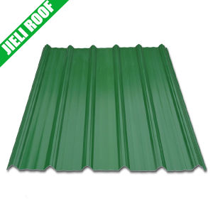 Heat Insulation 4 Layer PVC Corrugated Plastic Roof pictures & photos