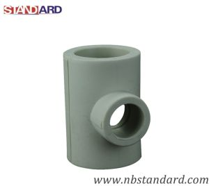 Pipe Fitting/PPR Reducing Tee Fitting pictures & photos