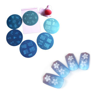 Nail Art Stamp Kit pictures & photos