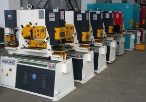 Combined Punching Shearing Machine (CLQ35Y-16)