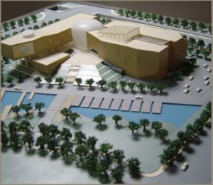 Architectural Model Making, Commercial Model of Museum (JW-253) pictures & photos