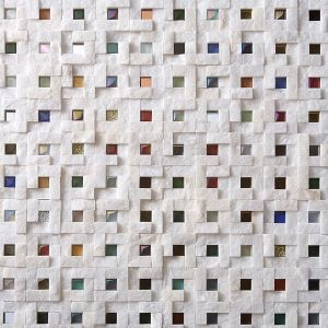 Marble Mix Glass Mosaic Tiles for Sitting Room/Bedroom pictures & photos