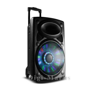 10 Inch Outdoor Bluetooth Portable Head Lever Speaker pictures & photos