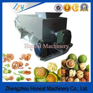High Quality Walnut Sheller / Green Walnut Shelling Machine pictures & photos