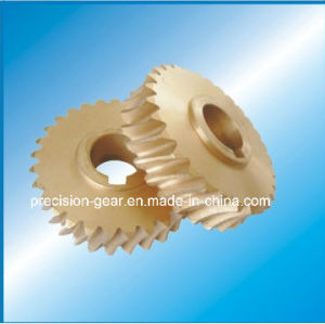 Brass Worm Gear, Customized Worm Gears pictures & photos