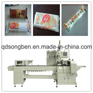 Trayless Cracker Packaging Machine pictures & photos