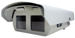 Weatherproof Security PTZ Camera Housing with Double Window Design pictures & photos