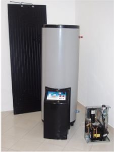 Thermodynamic Roll Bond Solar Panel for Hot Water System pictures & photos