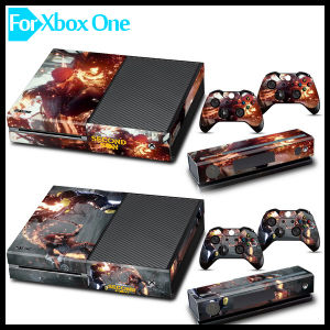 Customized Designer Skin Sticker for xBox One Console