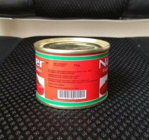 Tomato Paste - 70g Per Tin