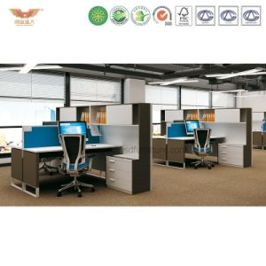 Office Workstation Office System Office Partition Cubicles Office Table (S-03-1X2) pictures & photos