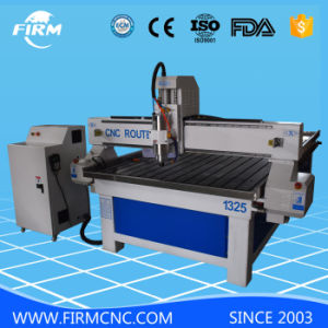China Hot Type Woodworking Cutting Engraving Carving Relief CNC Machines 1325 pictures & photos
