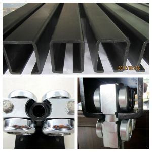 Steel Track /Roller for Ultra-High Partition Wall/Movable Wall/Operable Wall pictures & photos
