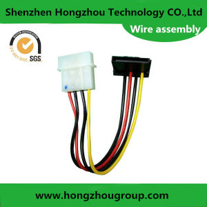 Custom Plastic Housing Easy Wiring Harness Wire&Cable Assembly pictures & photos
